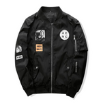 Black- Hot Stylish BomberJacket