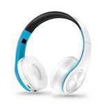 Wireless Foldable HeadPhones - Available in Blue