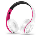 Wireless Foldable HeadPhones - Available in Pink