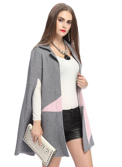 Cashmere Winter Fashion Coat