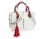 White Stylish Women Hand Bag - New Collection