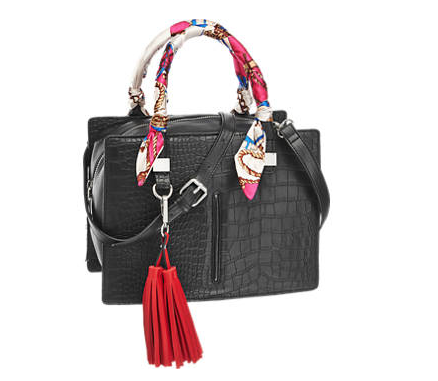 Black Stylish Women Hand Bag - New Collection