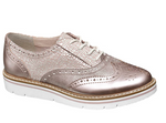 Women Copper Look Slip on Shoes / Loafers - New Collection