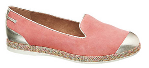 5th Avenue SLIP ON SHOE - New Collection- Salmon Gold