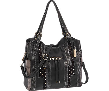 Black Fashion Hand Bag