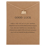 Good Luck Pendant Necklace I Gifts for Her I Valentines Day Gifts I Jewelry for Women