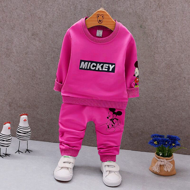 Pre Order Now - Baby Girls Track Suits