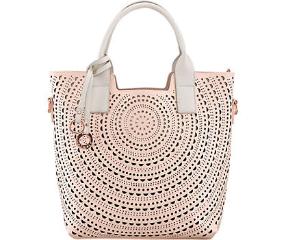 Super Cool Pink Casual Hand Bag