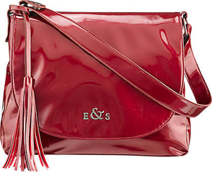 Hot Red Hand Bag