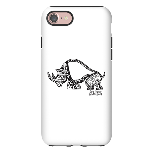 Signature Logo 2 Phone Cases - Baby Rhino Multisport