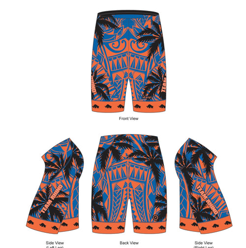 Men's Team Tri Shorts - Baby Rhino Multisport