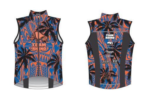 Men's Team Wind Vest - Baby Rhino Multisport