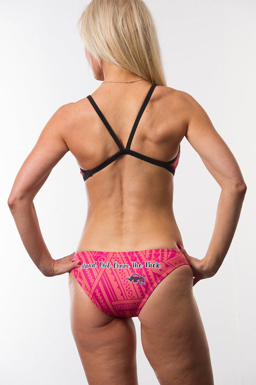 Women's Tribal Bikini Bottom - Baby Rhino Multisport