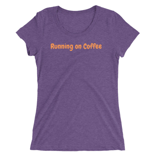 Coffee Run short sleeve t-shirt - Baby Rhino Multisport