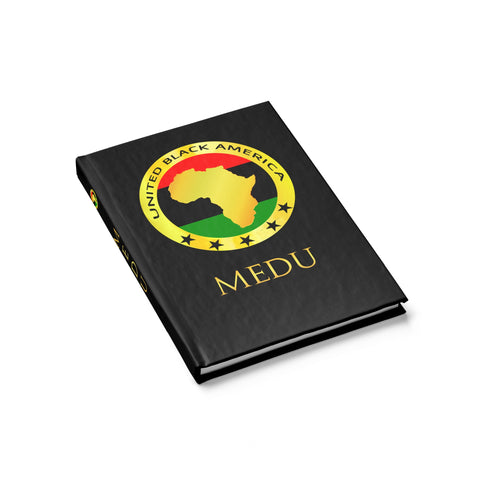 256  Page Hardcover Medu Journal