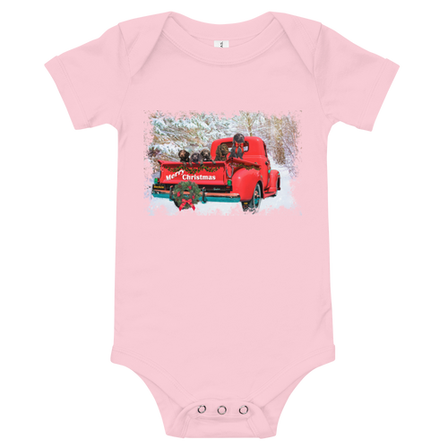 Merry Christmas Baby T-Shirt