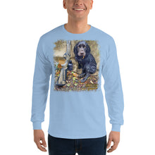 Hobey- Men's Long Sleeve Shirt