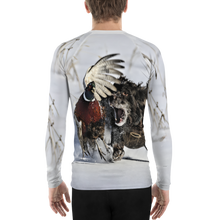 The Chase- Men's Rash Guard