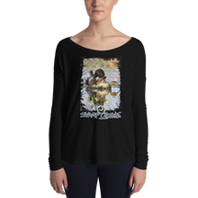 Swamp Poodle- Ladies' Long Sleeve Tee