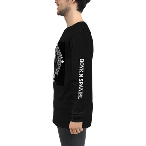 Then God made Boykins- Unisex Long Sleeve Tee