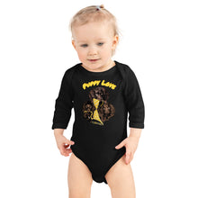 Puppy Love- Infant Long Sleeve Bodysuit