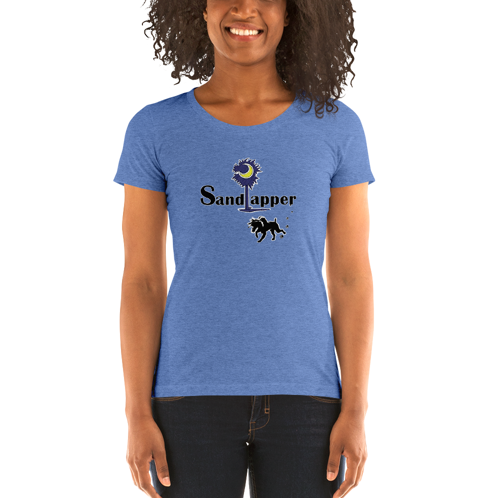 Sandlapper- Ladies' short sleeve t-shirt