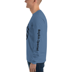 Boykins Forever-Front Design-Unisex - Long Sleeve Shirt