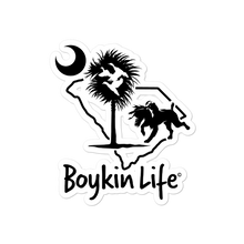 Boykin Life Duck Dog Decal