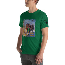 Duck Calls in the Morning- Short-Sleeve Unisex T-Shirt
