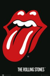 ROLLING STONES TONGUE - LARGE POSTER