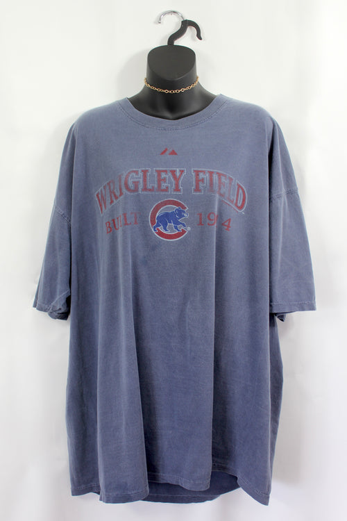 VINTAGE CHICAGO CUBS TEE (2XL)