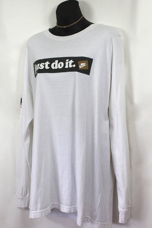 VINTAGE NIKE LONG SLEEVE (L)