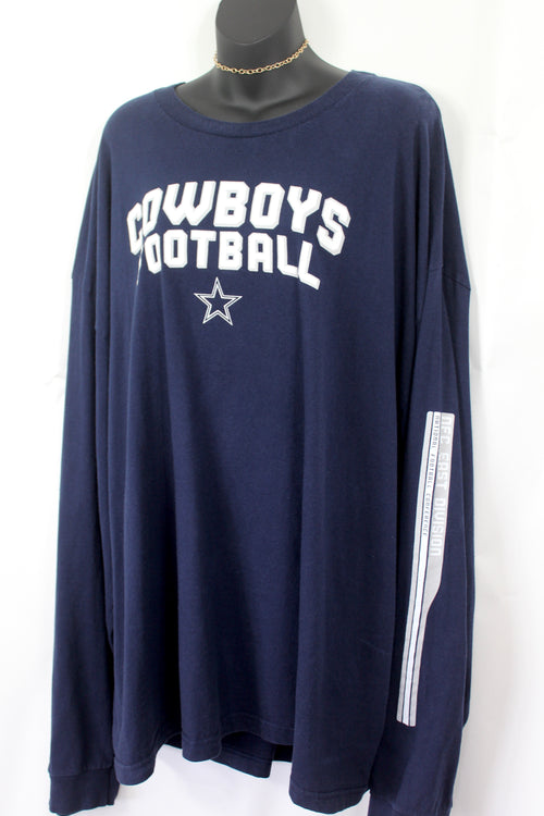 VINTAGE DALLAS COWBOYS LONG SLEEVE (2XL)