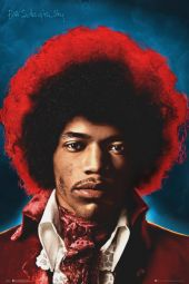 Jimi Hendrix Both Sides Of The Sky Poster
