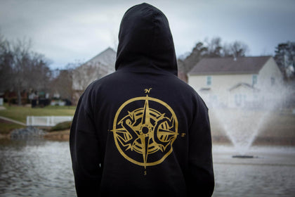 Stay the Course Hoodie