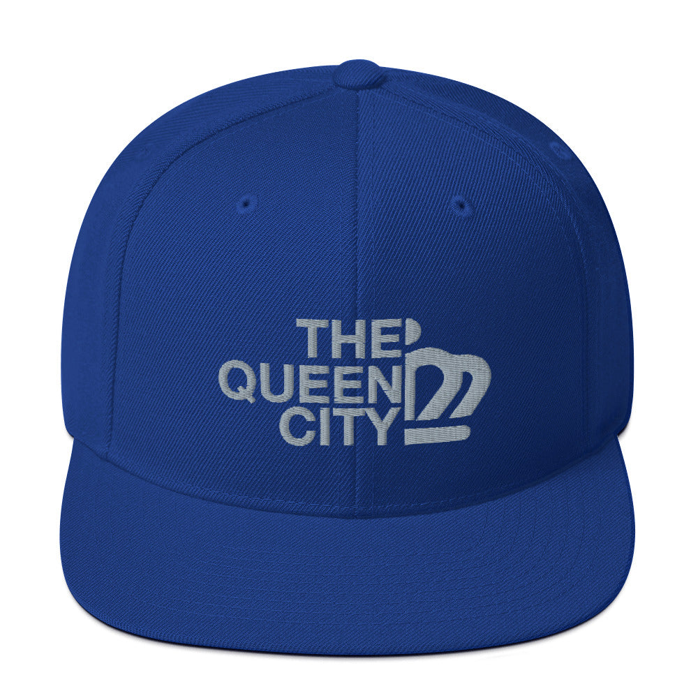 Snapback Queen City Hat