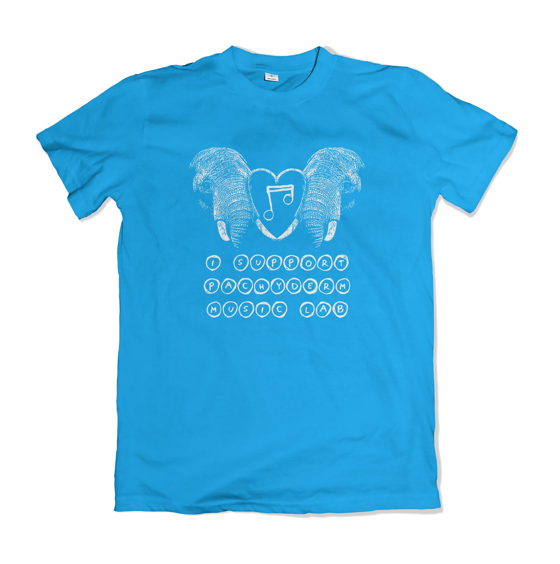 Support Pachyderm Music Lab (Grab Bag Tee)
