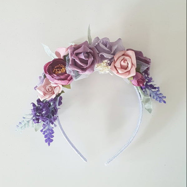 Pixie Dream Flower Crown