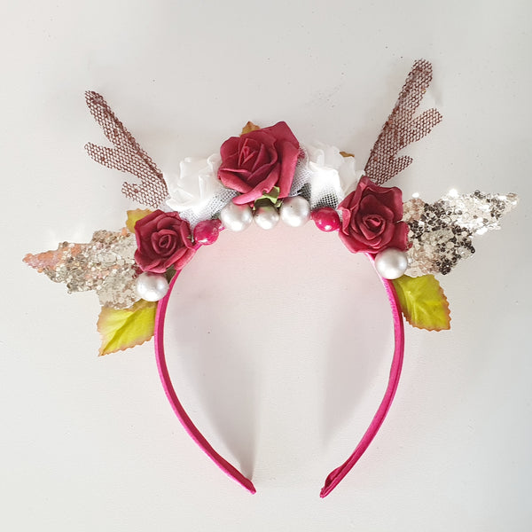 Dancer Reindeer Headband