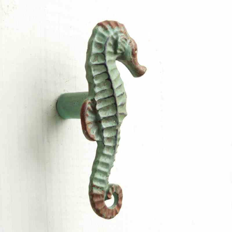 Sea Horse Cabinet Drawer Pulls