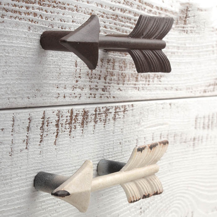 Arrow Shaped Cabinet Drawer Door Handle