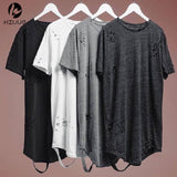 Mens Ripped T-Shirt