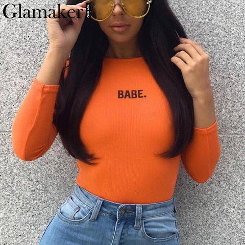 Womens Knitted Babe Bodysuit