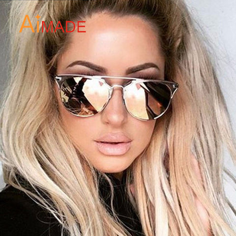 Women Cat eye Sun Glasses