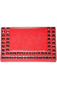Coral Studded Boundary Clutch