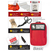 INDIVIDUAL BLEEDING CONTROL KIT - NYLON