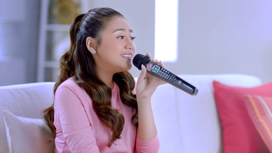 NEWEST TV COMMERCIAL FEATURING MORISSETTE