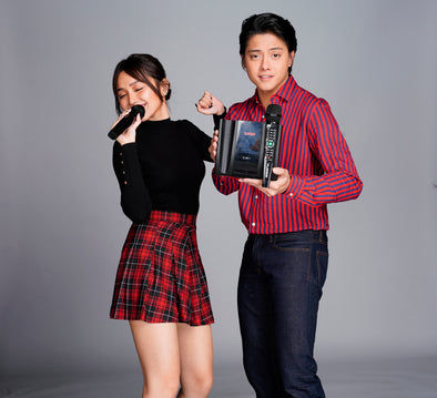 Platinum Karaoke Announces #KathNiel as Brand Ambassadors