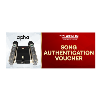 3 Months Song Authentication for Alpha