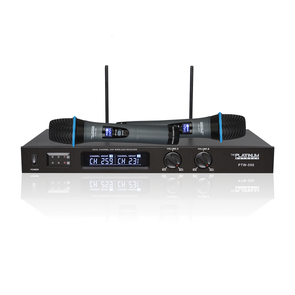PTW 500 Wireless Mic